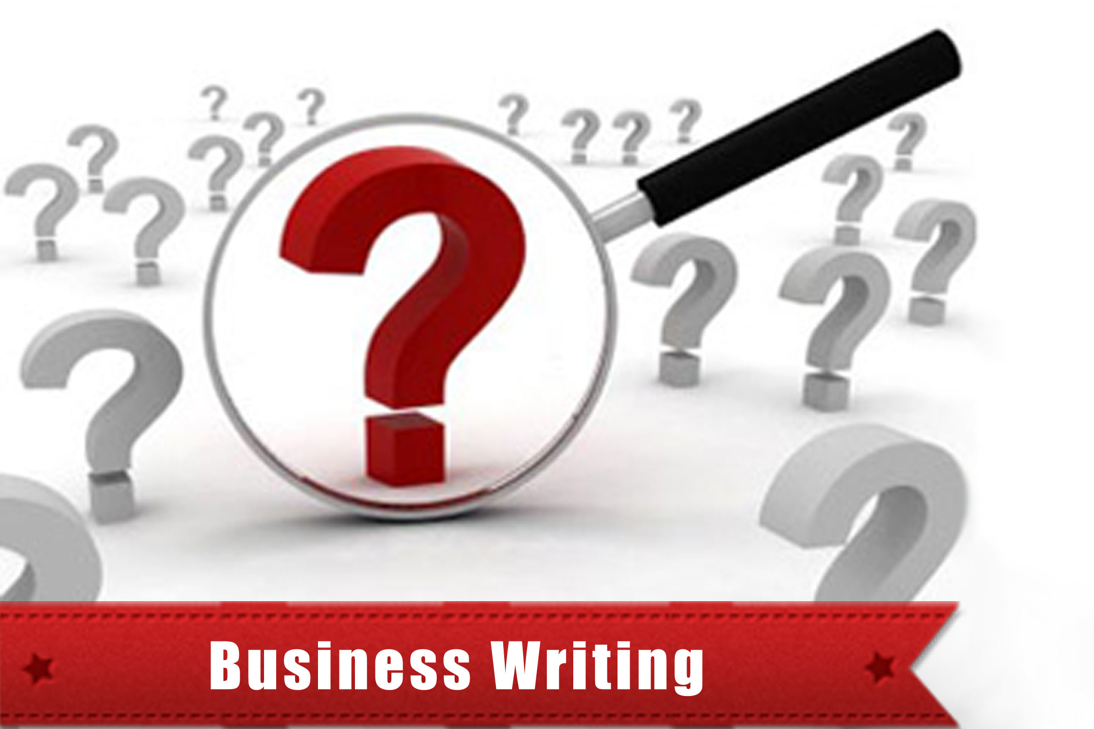business writing seminars Business and report writing introduction  in this training course, you gain foundational knowledge in business writing, and leverage effective writing tools to.